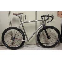 Buy cheap High end Mini 12 titanium folding bike for sale, best quality bike factory from wholesalers