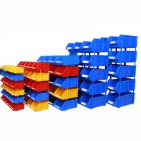 Wholesale Hot sale industrial PP plastic storage bins for warehouse from china suppliers