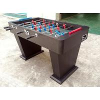 5FT Soccer Table Wood Football Table With Telescopic Play Rods Manufactures