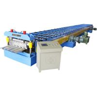Buy cheap Single head Ajustable Door Frame Roll Forming Machine made with Hydraulic System from wholesalers