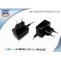 China Wall plug power supply 12V 500mA Wall mounted adapter with CE ROHS CB GS approved switching power supply on sale