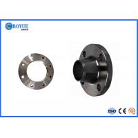 "Buy cheap A105 Flange Class 150 Size 4""WN ,RF Flange ANSI B16.5 Carbon Steel Flange from wholesalers"