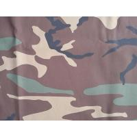 Buy cheap Durable Soldier Poly Cotton Digital Camouflage Uniform Fabric from wholesalers