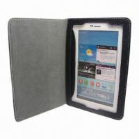 Wholesale Leather Case for iPad, Available in Different Colors, OEM and ODM Orders are Accepted from china suppliers