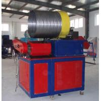 Wholesale Spiral corrugated metal pipe making machine from china suppliers
