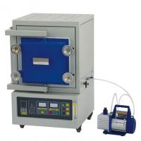 Buy cheap Laboratory Equipment Heat Treatment, Industrial Muffle Vacuum Furnace from wholesalers