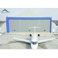 Buy cheap Aircraft Prefabricate Hangar Tent Large Span 30m * 40m Industrial from wholesalers