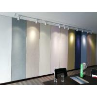 Buy cheap Colorful Cloth Surface Natural Hemp Fiberboard Panels Good Bending Toughness from wholesalers