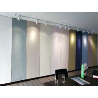 Buy cheap Colorful Cloth Surface Natural Hemp Fiberboard Panels Good Bending Toughness product