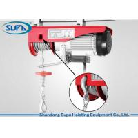 Wholesale 600kg Electric Winch Wire Rope Hoist Mounting Convenient Light Weight from china suppliers