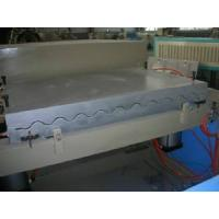 Buy cheap Warehouse Sheet Extrusion Machine Heat Insulated PVC Corrugated Roof Tiles from wholesalers