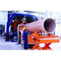 Buy cheap CFW 300-2600 Continuous GRP pipe winding production line from wholesalers
