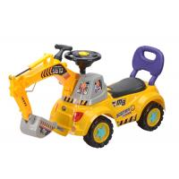 """Wholesale 40 """" Push Kids Ride On Toys , Toddler Construction Sliding Car With Music from china suppliers"""