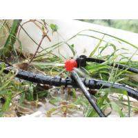 Buy cheap Drip Irrigation Greenhouse Sprinkler System 360 Degree Spray Emitter With Stake from wholesalers
