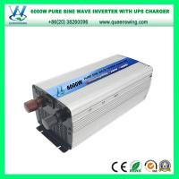 Buy cheap Portable 6000W Home Use Charger Inverter with UPS Function (QW-M6000UPS) from wholesalers