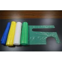 Buy cheap Colorful Hygienic Disposable Plastic Aprons For Medical And Health Care Use from wholesalers