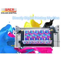 Buy cheap 3.2m Directly fabric printing machine Banner Printing Machine Flag Printing Machine Epson 4720 Print Head from wholesalers