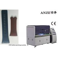Buy cheap Auto Leather Perforating Machine / Bag Hole Leather Punching Machine from wholesalers