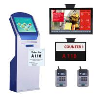 Buy cheap Quality Bank Touch Screen Queuing Management System with LCD Counter Display from wholesalers