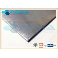 Buy cheap Mill Finished Aluminium Honeycomb Wall Panels For Furniture Decoration Antirust from wholesalers