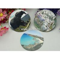 Wholesale Logo print mirror type thin piece fridge magnets custom with any image design from china suppliers