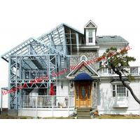 Buy cheap Customized Light Steel Villa Design And Fabrication Based On Various Standards from wholesalers