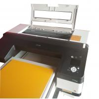 Buy cheap High Speed Digital Fabric T-shirt Printer Machine with 3 Platens from wholesalers