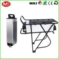 Buy cheap Lithium Rear E Bike Battery Pack 36v 10ah Electric Bike Battery LiFePO4 from wholesalers