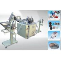 Quality Cap Liner Cut and Inserting Machine/Cap Lids Wadding Machine for sale