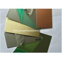 Buy cheap Sliver Reflective Aluminum Mirror Sheet Used For Ceiling / Elevator / Microwave Oven from wholesalers