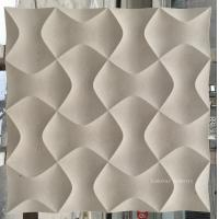 Wholesale Decorative 3D Natural Limestone Feature Wallart Panels from china suppliers