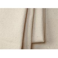 Buy cheap Blackout White Cotton Canvas With  Environmental Protection Material from wholesalers