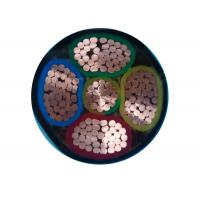 Wholesale Low Voltage Power Cable Distribution cables 0.6/1 kV PVC Insulation PVC Sheathed 5 Core Unarmoured and armoured from china suppliers