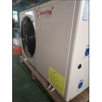 House Heating Wall Mounted Heat Pump  , Air Source Heat Pump For Indoor Swimming Pool