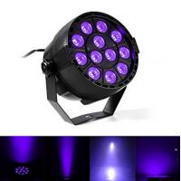 Buy cheap IP33 Voice-control Violet Led Disco Lights with Black + Transparent Cover from wholesalers