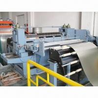 Buy cheap Slitting Line, Suitable for Carbon/Stainless Steel, Aluminum, Copper and Brass from wholesalers