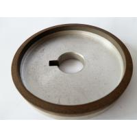 Buy cheap High Hardness Resin Bond Grinding Wheel For Tungsten Carbide Sharpening from wholesalers