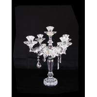 Buy cheap Crystal Candle Holder(NC-007) from wholesalers