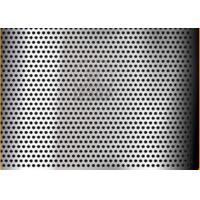 Buy cheap Regular  5mm Thick Decorative Perforated Stainless Steel Sheet With 1524mm Width from wholesalers