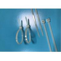 Buy cheap Straight 100% Nylon Cable Ties For Automatic Cable Tie Tool SWT25100H product