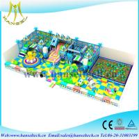 Hansel hot sell cheap 2017 childrens fun parks games indoor soft games parks Manufactures