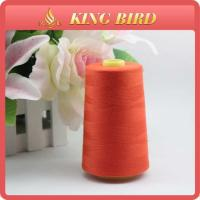 Buy cheap Oeko Tex Certified 100% Spun Polyester Thread for Industrial Sewing from wholesalers