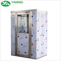 Buy cheap High Standard Cleanroom Air Shower Photoelectric Sensor Automatic Function System Optional from wholesalers