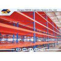 Buy cheap OEM Steel Structural Pallet Warehouse Racking Galvanized For Specials Needs from wholesalers