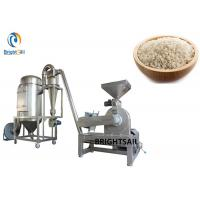 Buy cheap Grain Powder Pin Mill Machine Rice Wheat Flour Milling Industry With CE from wholesalers