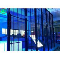 Buy cheap 1R1G1B Indoor Transparent LED Screen Glass High Transparency Display For Showcase from wholesalers