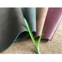Man-made Leather Upholstery fabric with various colors and textures with 25 meters length each roll Manufactures
