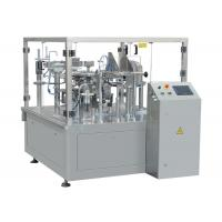 Buy cheap Preformed Bag Waterproof Premade Pouch Machine 1.5Kw Power Soy Sauce / Rice Vinegar from wholesalers