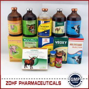Veterinary antiflogistic Dexamethasone Sodium Phosphate