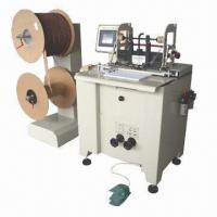 Buy cheap Semi-automatic Double Wire Binding Machine, Perfect Binding Wire-o from wholesalers